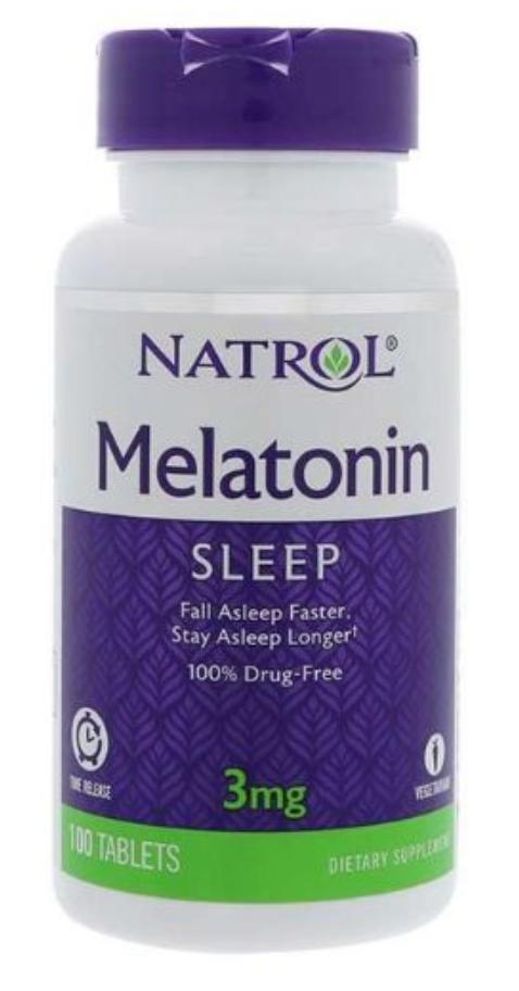 Natrol Melatonin 3mg